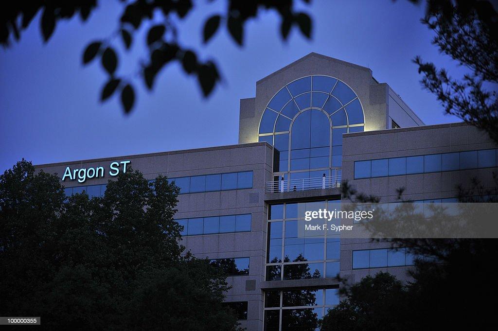 Argon ST's Corporate Headquarters at 12701 Fair Lakes Circle Fairfax, VA