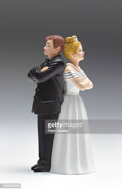 Argument/divorce couple