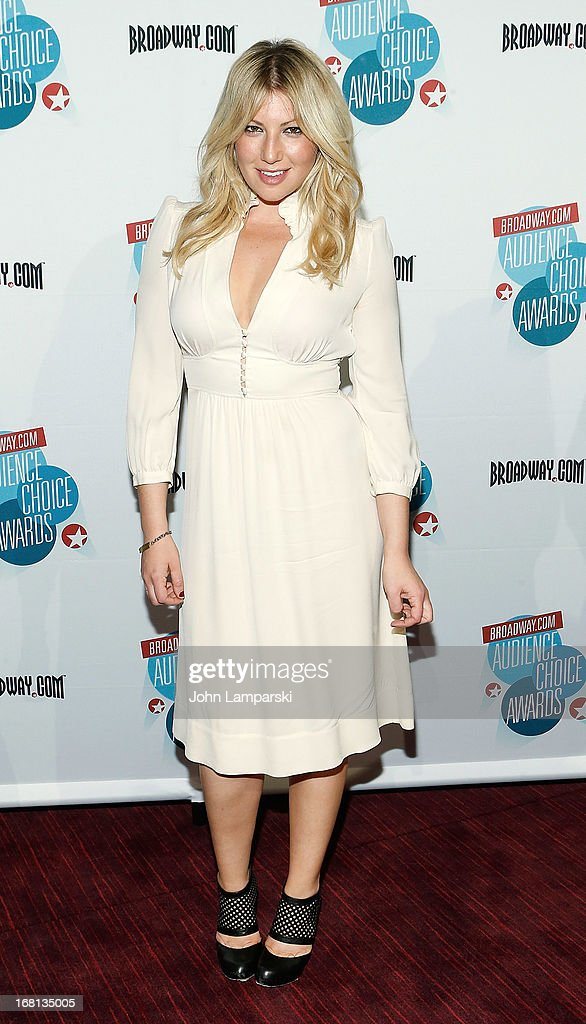 Ari Graynor attends The 2013 Broadway.com Audience Choice Awards at Jazz at Lincoln Center on May 5, 2013 in New York City.