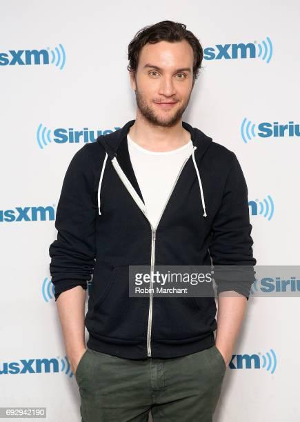 Ari Millen visits at SiriusXM Studios on June 6 2017 in New York City