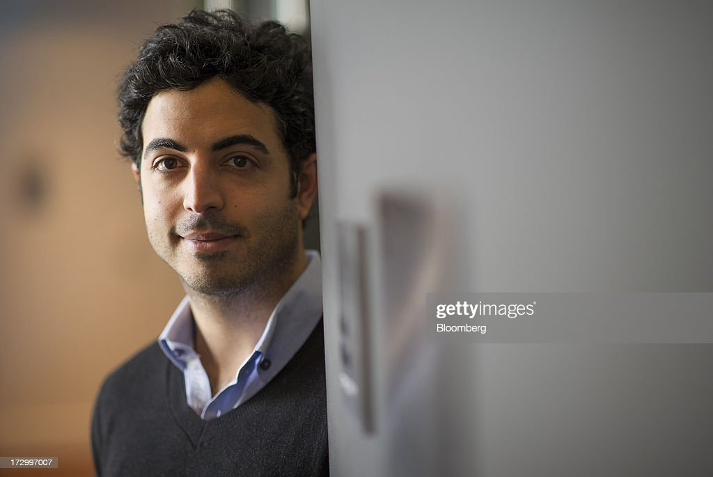 Ari Mir, co-founder and chief executive officer at Pocket Change Inc., stands for a photograph after a Bloomberg West Television interview San Francisco, California, U.S., on Friday, July 5, 2013. Pocket Change is an rewards network across over 500 apps. The company has partnered with big brands like Target, Reebok, 1-800-Flowers.com and a host of others to offer rewards to app users. Photographer: David Paul Morris/Bloomberg via Getty Images