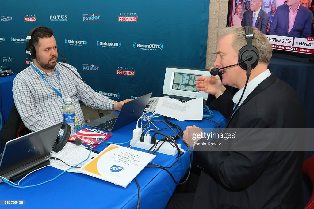 SiriusXM's Coverage of the Democratic National Convention Goes Gavel-to-Gavel On Wednesday, July 27