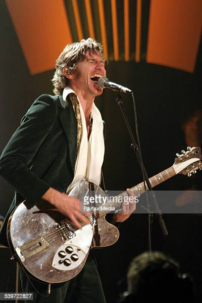 Aria Icons Hall of Fame Pictured is Tim Rogers THE SUNDAY AGE Picture by MELANIE FAITHDOVE
