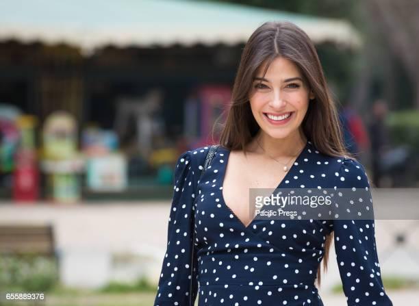 Ariadna Romero attends the photocall of 'Ovunque Tu Sarai'