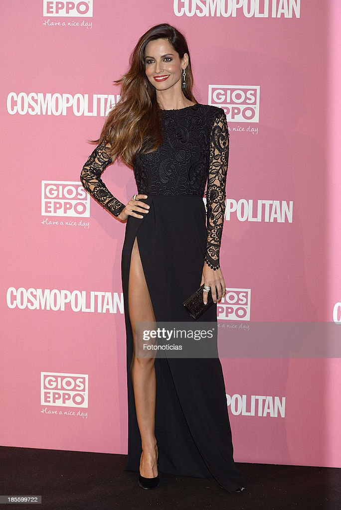 <a gi-track='captionPersonalityLinkClicked' href=/galleries/search?phrase=Ariadne+Artiles&family=editorial&specificpeople=714754 ng-click='$event.stopPropagation()'>Ariadne Artiles</a> attends Cosmopolitan Fun Fearless Female Awards 2013 at the Ritz Hotel on October 22, 2013 in Madrid, Spain.