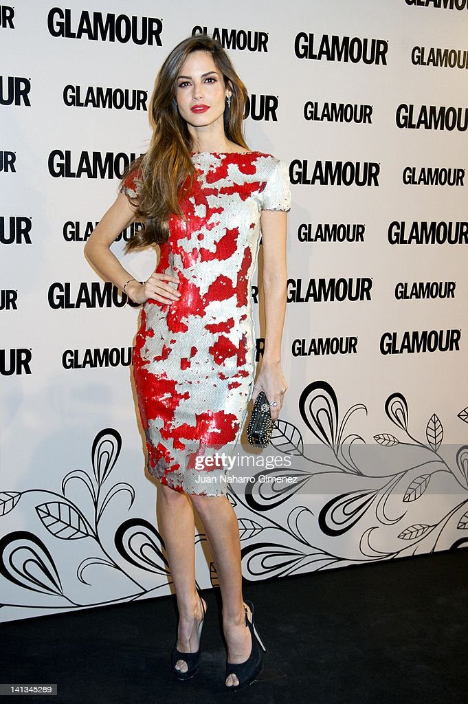 <a gi-track='captionPersonalityLinkClicked' href=/galleries/search?phrase=Ariadne+Artiles&family=editorial&specificpeople=714754 ng-click='$event.stopPropagation()'>Ariadne Artiles</a> attends X Glamour Beauty Awards at Pacha Club on March 14, 2012 in Madrid, Spain.