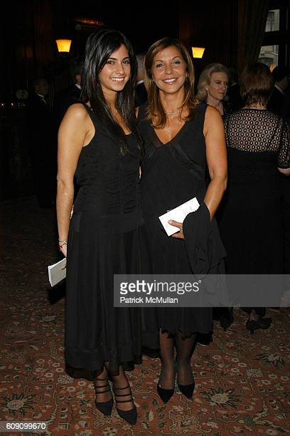 Arial Himloff and Aviva Himloff attend PRATT INSTITUTE LUXE PACK ART OF PACKAGING AWARD 2007 at University Club on May 22 2007 in New York City