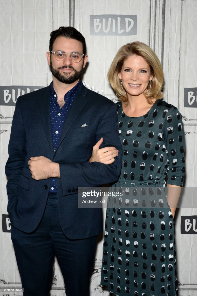 "Build Presents Kelli O'Hara & Arian Moayed Discussing ""The Accidental Wolf"""