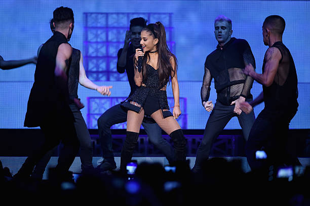 Ariana Grande In Concert New York New York Photos And