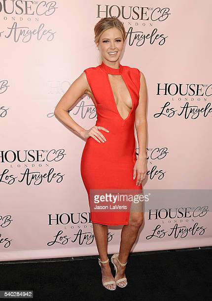 Ariana Madix attends the House of CB flagship store launch at House Of CB on June 14 2016 in West Hollywood California