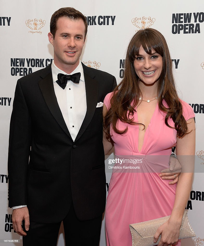 <a gi-track='captionPersonalityLinkClicked' href=/galleries/search?phrase=Ariana+Rockefeller+-+Fashion+Designer&family=editorial&specificpeople=13708104 ng-click='$event.stopPropagation()'>Ariana Rockefeller</a> and guest attend the 2013 New York City Opera Spring Gala at New York City Center on April 25, 2013 in New York City.
