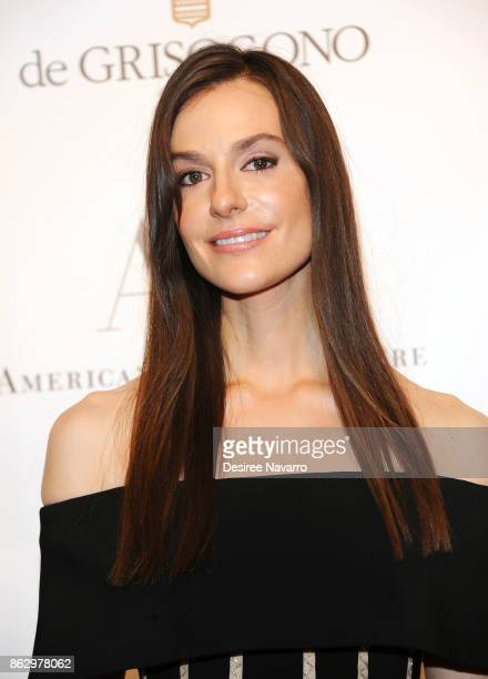 Ariana Rockefeller attends 2017 American Ballet Theatre Fall Gala at David H Koch Theater at Lincoln Center on October 18 2017 in New York City