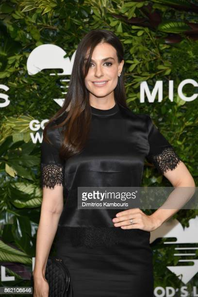 Ariana Rockefeller attends the 11th Annual Golden Heart Awards benefiting God's Love We Deliver on October 16 2017 in New York City