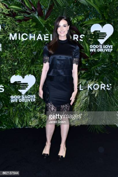 Ariana Rockefeller attends The 11th Annual Golden Heart Awards benefiting God's Love We Deliver at Spring Studios on October 16 2017 in New York City