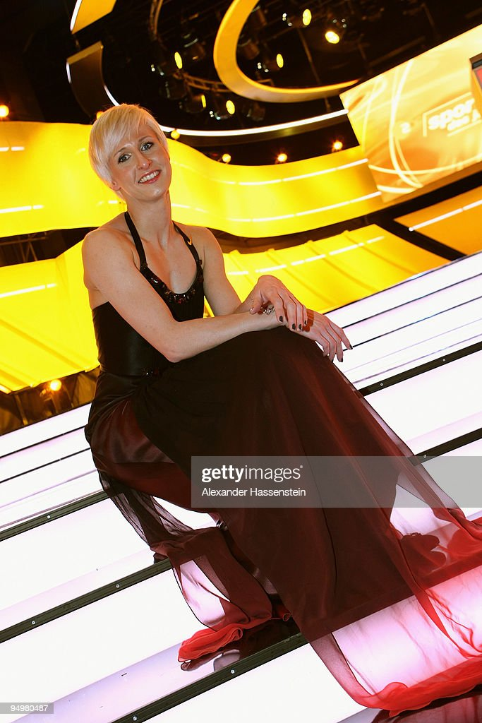 <a gi-track='captionPersonalityLinkClicked' href=/galleries/search?phrase=Ariane+Friedrich&family=editorial&specificpeople=2507867 ng-click='$event.stopPropagation()'>Ariane Friedrich</a> poses after the 'Athlete of the Year' gala at the Kurhaus Baden-Baden on December 20, 2009 in Baden Baden, Germany.