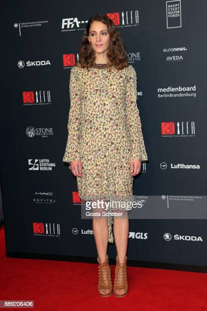 Ariane Labed during the 30th European Film Awards 2017 at 'Haus der Berliner Festspiele' on December 9 2017 in Berlin Germany