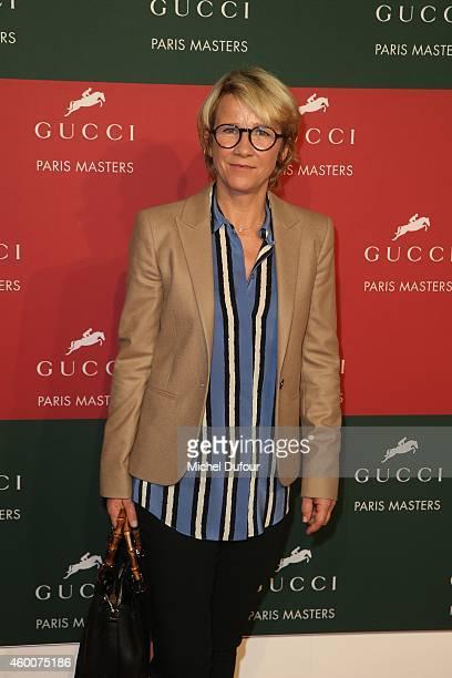 Ariane Massenet attends the Gucci Paris Master Day 3 on December 6 2014 in Villepinte France