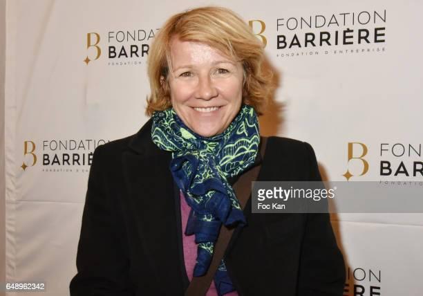 Ariane Massenet attends the 'Monsieur et Madame Adelman' Premiere at Elysee Biarritz in Paris France