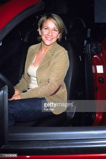 Ariane Massenet during Nissan New Convertible Launch Party November 22 2005 at Club De L'Etoile in Paris France