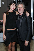 Arianna Alessi and Renzo Rosso attend Marc Jacobs and Vanity Fair Cocktails at The Webster Miami at The Webster on December 3 2014 in Miami Florida