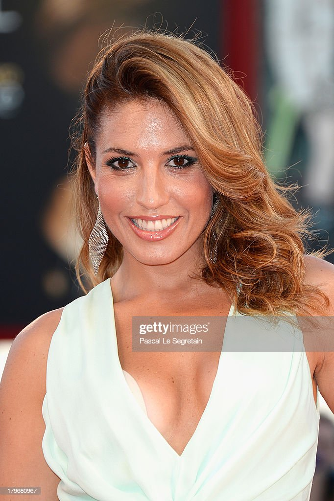 Arianna Bergamaschi attends 'Les Terrasses' Premiere during the 70th Venice International Film Festival at Palazzo del Cinema on September 6, 2013 in Venice, Italy.