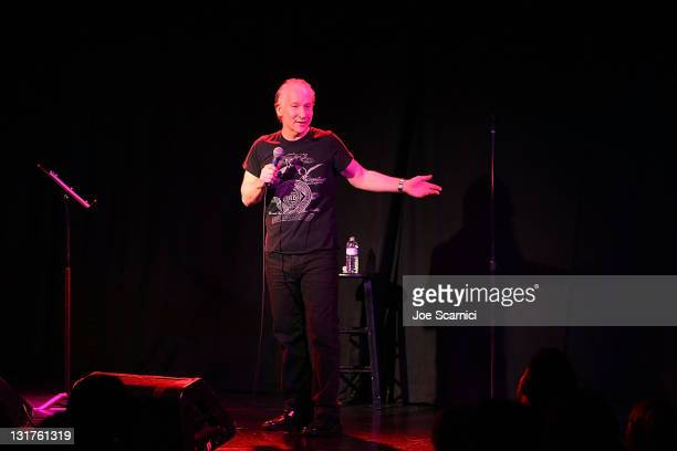 Arianna Huffington And The Huffington Post Present Bill Maher And The Best Of Huffpost Comedy at The Roxy Theatre on February 23 2011 in West...