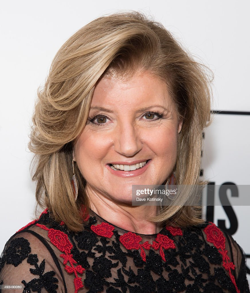 <a gi-track='captionPersonalityLinkClicked' href=/galleries/search?phrase=Arianna+Huffington&family=editorial&specificpeople=204730 ng-click='$event.stopPropagation()'>Arianna Huffington</a> arrives at Adweek's Brand Genius 2015 at Guastavino's on October 20, 2015 in New York City.