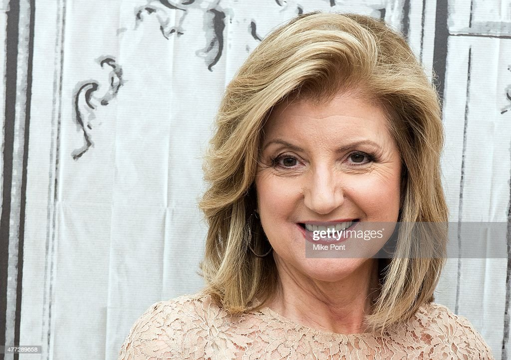 <a gi-track='captionPersonalityLinkClicked' href=/galleries/search?phrase=Arianna+Huffington&family=editorial&specificpeople=204730 ng-click='$event.stopPropagation()'>Arianna Huffington</a> attends the AOL BUILD Speaker Series featuring Matthieu Ricard discussing his new book 'Altruism' at AOL Studios In New York on June 15, 2015 in New York City.
