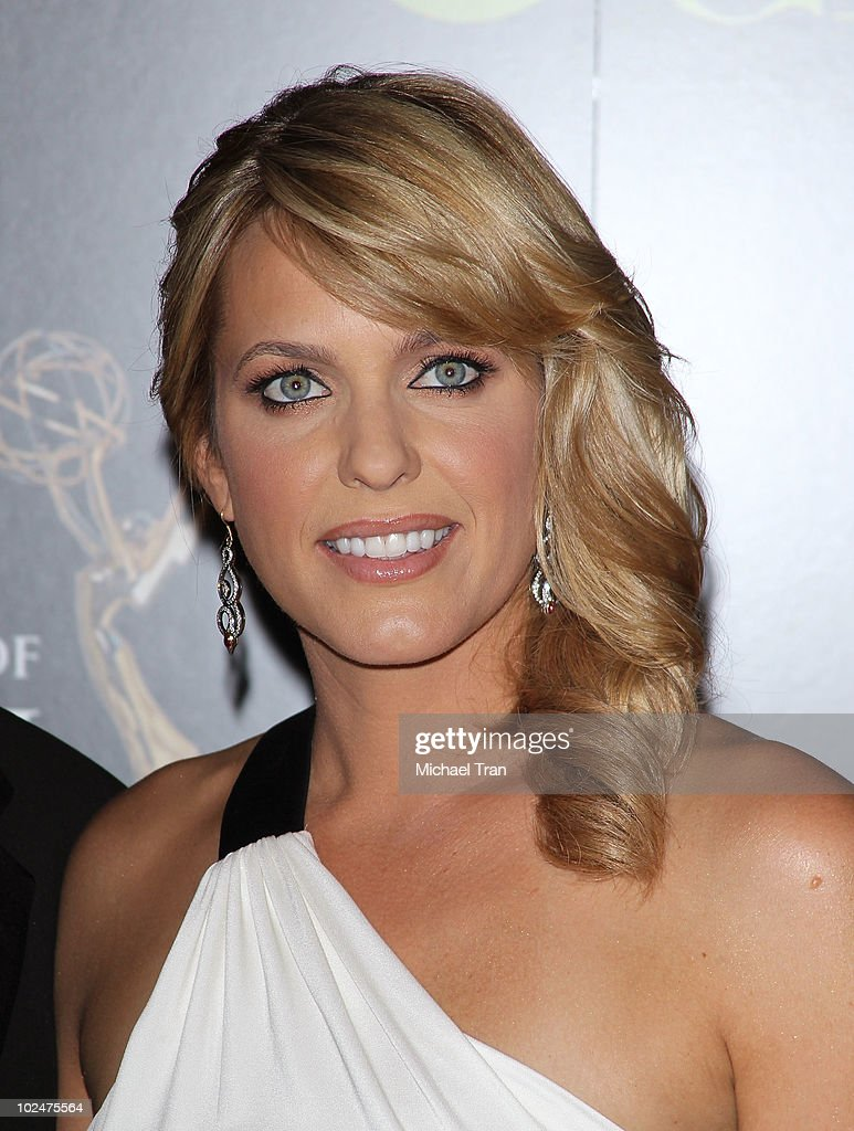 <a gi-track='captionPersonalityLinkClicked' href=/galleries/search?phrase=Arianne+Zucker&family=editorial&specificpeople=2115698 ng-click='$event.stopPropagation()'>Arianne Zucker</a> arrives to the 37th Annual Daytime Emmy Awards held at the Las Vegas Hilton on June 27, 2010 in Las Vegas, Nevada.