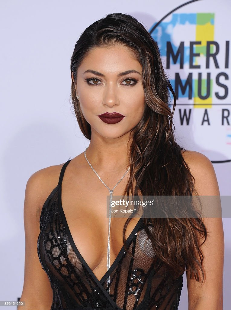 Arianny Celeste attends the 2017 American Music Awards at Microsoft Theater on November 19, 2017 in Los Angeles, California.