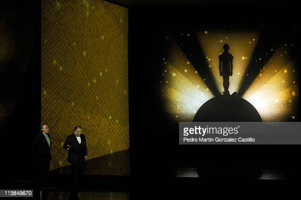 Ariel Awards ceremony who celebrates the best films made in Mexico on May 7 2011 in Mexico City