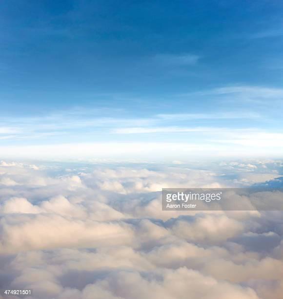 Ariel clouds