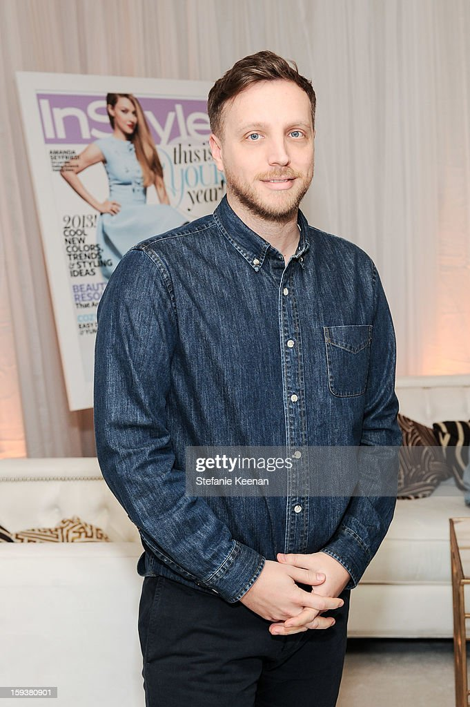 Ariel Foxman attends 2013 InStyle Beauty Lounge - Day 2 at Four Seasons Hotel Los Angeles at Beverly Hills on January 12, 2013 in Beverly Hills, California.