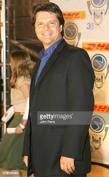 Ariel Lopez Padilla during 2005 Premios Fox Sports Arrivals at Jackie Gleason Theater in Miami Beach Florida United States