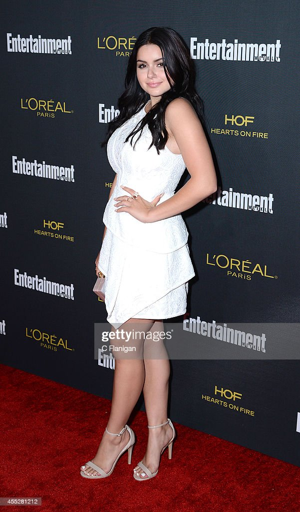 <a gi-track='captionPersonalityLinkClicked' href=/galleries/search?phrase=Ariel+Winter&family=editorial&specificpeople=715954 ng-click='$event.stopPropagation()'>Ariel Winter</a> attends the 2014 Entertainment Weekly Pre-Emmy Party at Fig & Olive Melrose Place on August 23, 2014 in West Hollywood, California.