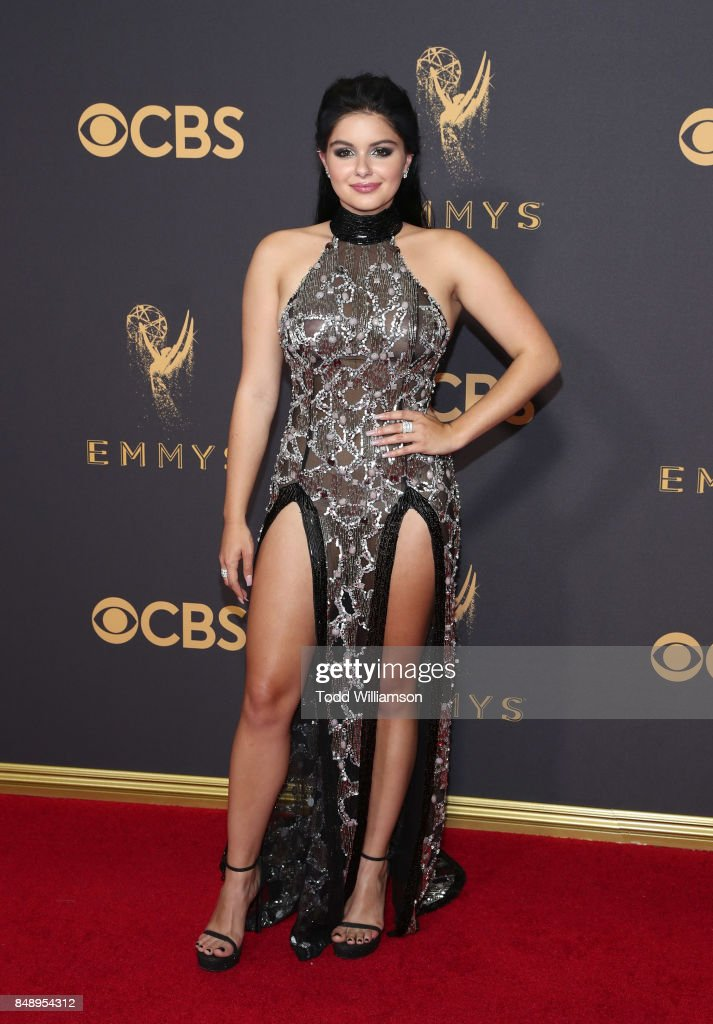 Ariel Winter attends the 69th Annual Primetime Emmy Awards at Microsoft Theater on September 17, 2017 in Los Angeles, California.