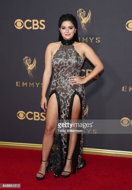 Ariel Winter attends the 69th Annual Primetime Emmy Awards at Microsoft Theater on September 17 2017 in Los Angeles California