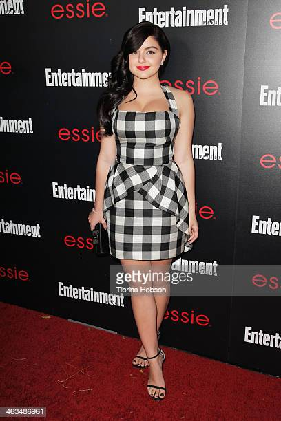 Ariel Winter attends the Entertainment Weekly SAG Awards preparty at Chateau Marmont on January 17 2014 in Los Angeles California