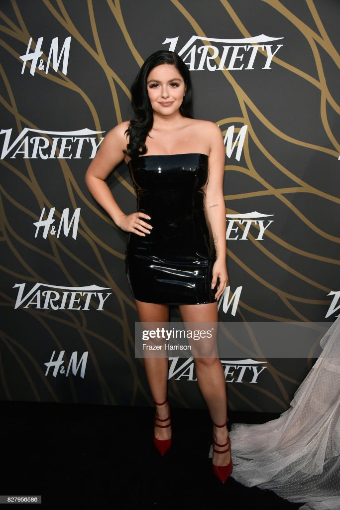 Ariel Winter attends Variety Power of Young Hollywood at TAO Hollywood on August 8, 2017 in Los Angeles, California.