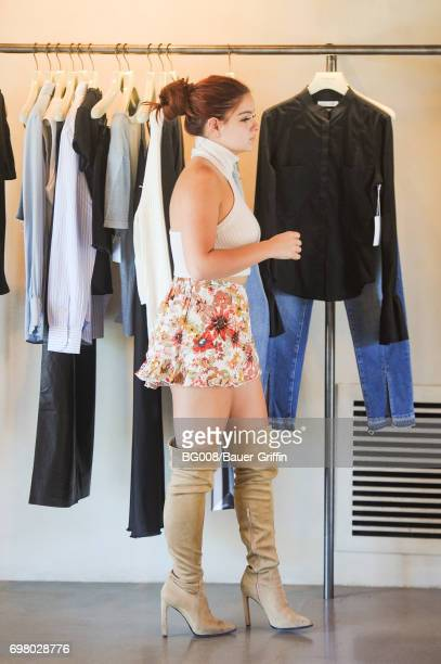 Ariel Winter is seen on June 19 2017 in Los Angeles California