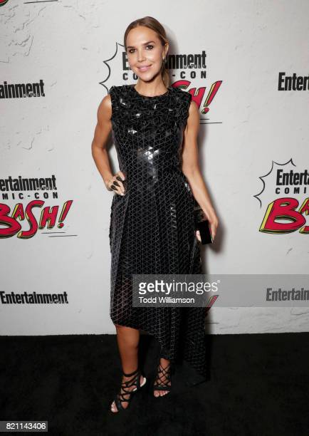 Arielle Kebbel at Entertainment Weekly's annual ComicCon party in celebration of ComicCon 2017 at Float at Hard Rock Hotel San Diego on July 22 2017...