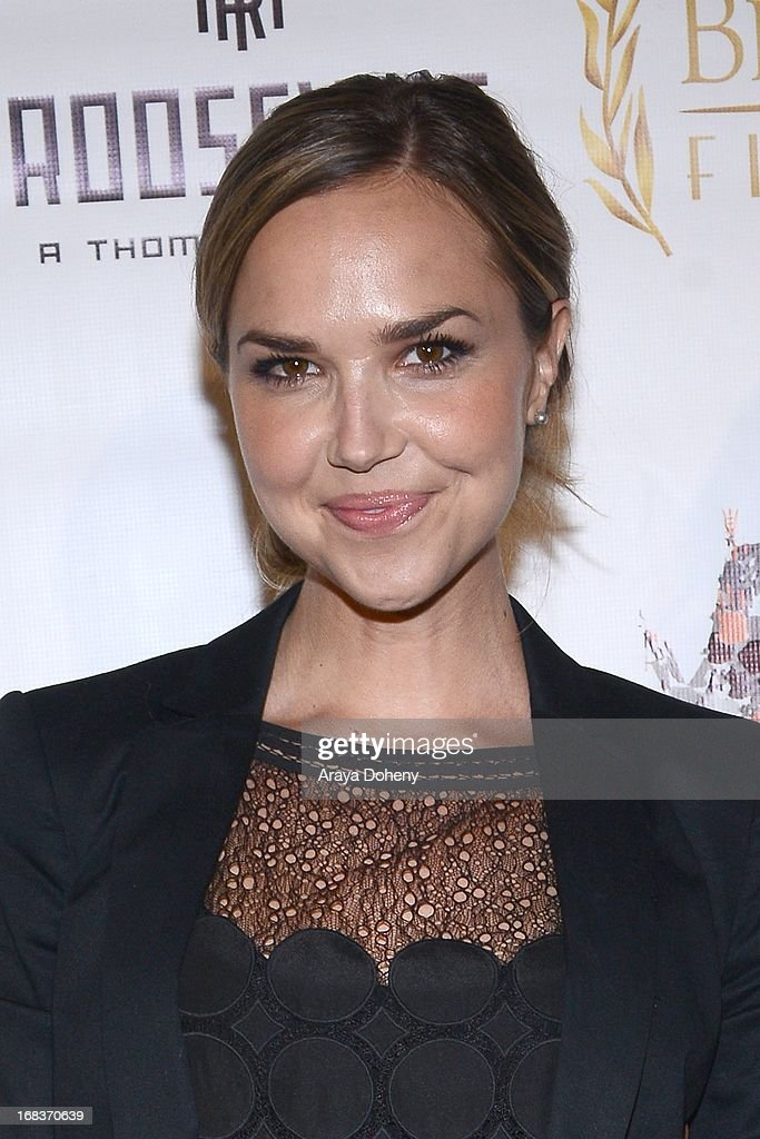 Arielle Kebbel attends the 13th Annual International Beverly Hills Film Festival - Opening Night Gala at TCL Chinese Theatre on May 8, 2013 in Hollywood, California.