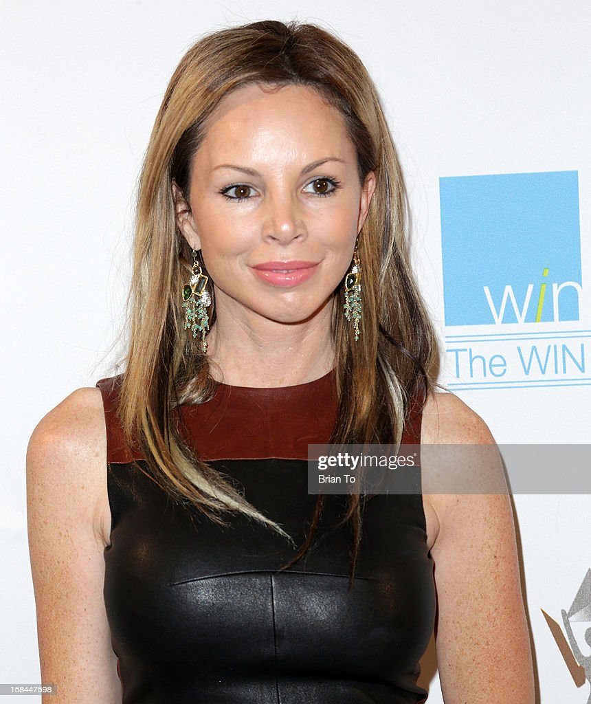 Aries Milan attends The 14th a annual Women's Image Network (WIN) awards at Paramount Theater on the Paramount Studios lot on December 12, 2012 in Hollywood, California.