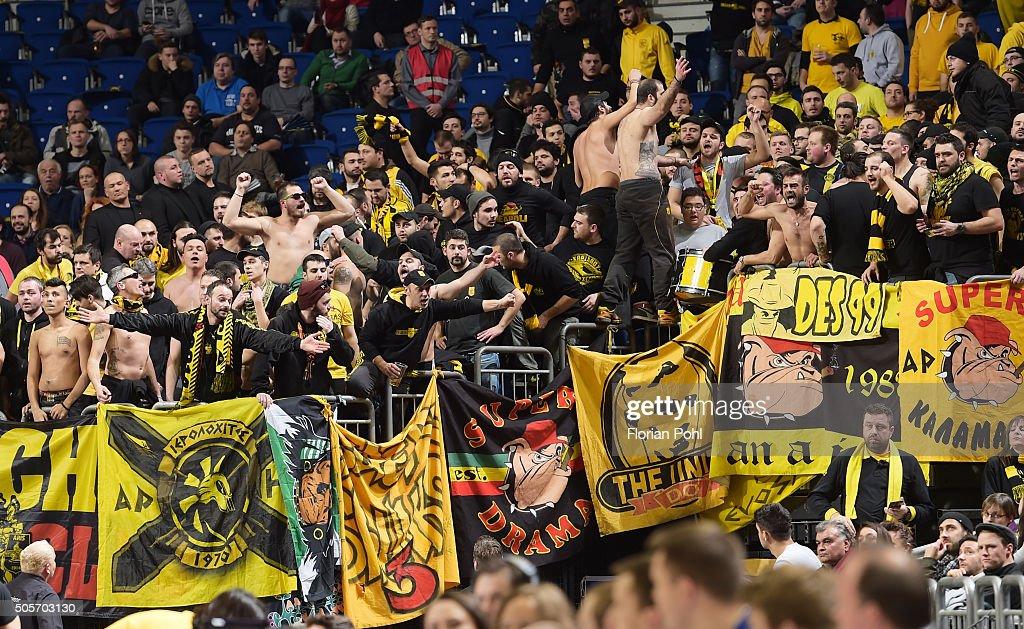 aris thessaloniki basketball