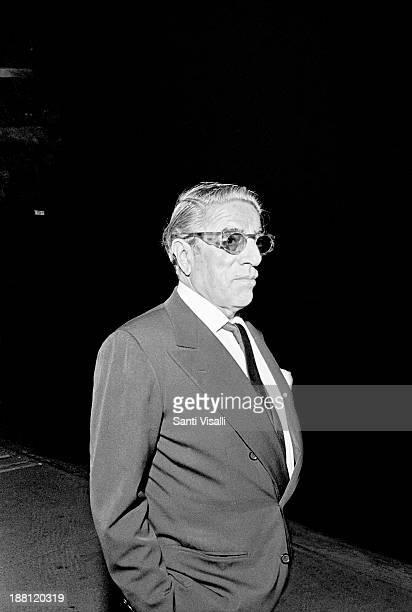 Aristotle Onassis on September 15 1969 in New York New York