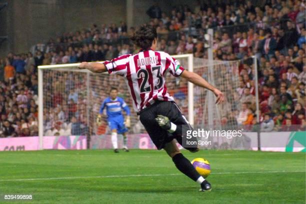 Aritz ADURIZ Athletic Bilbao / FC Seville 12e journee Liga