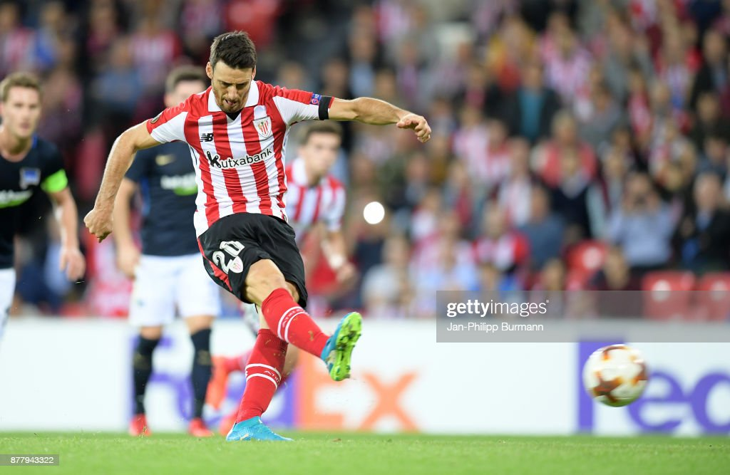 Athletic Bilbao v Hertha BSC - UEFA Europe League
