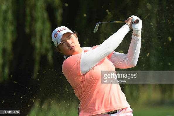 2016 Reignwood LPGA Classic - Day 1 : News Photo