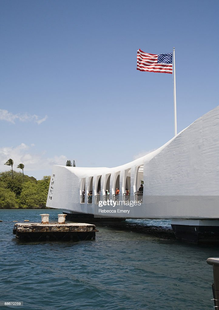 USS Arizona, Arizona Memorial, National Monument