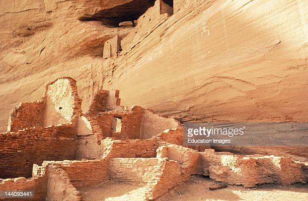 Arizona Canyon De Chelly National Monument White House Ruins